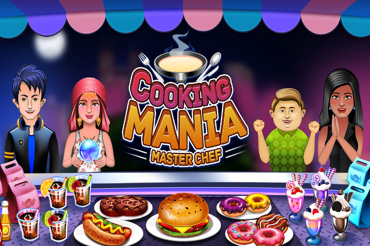Android Cooking Games For Girls