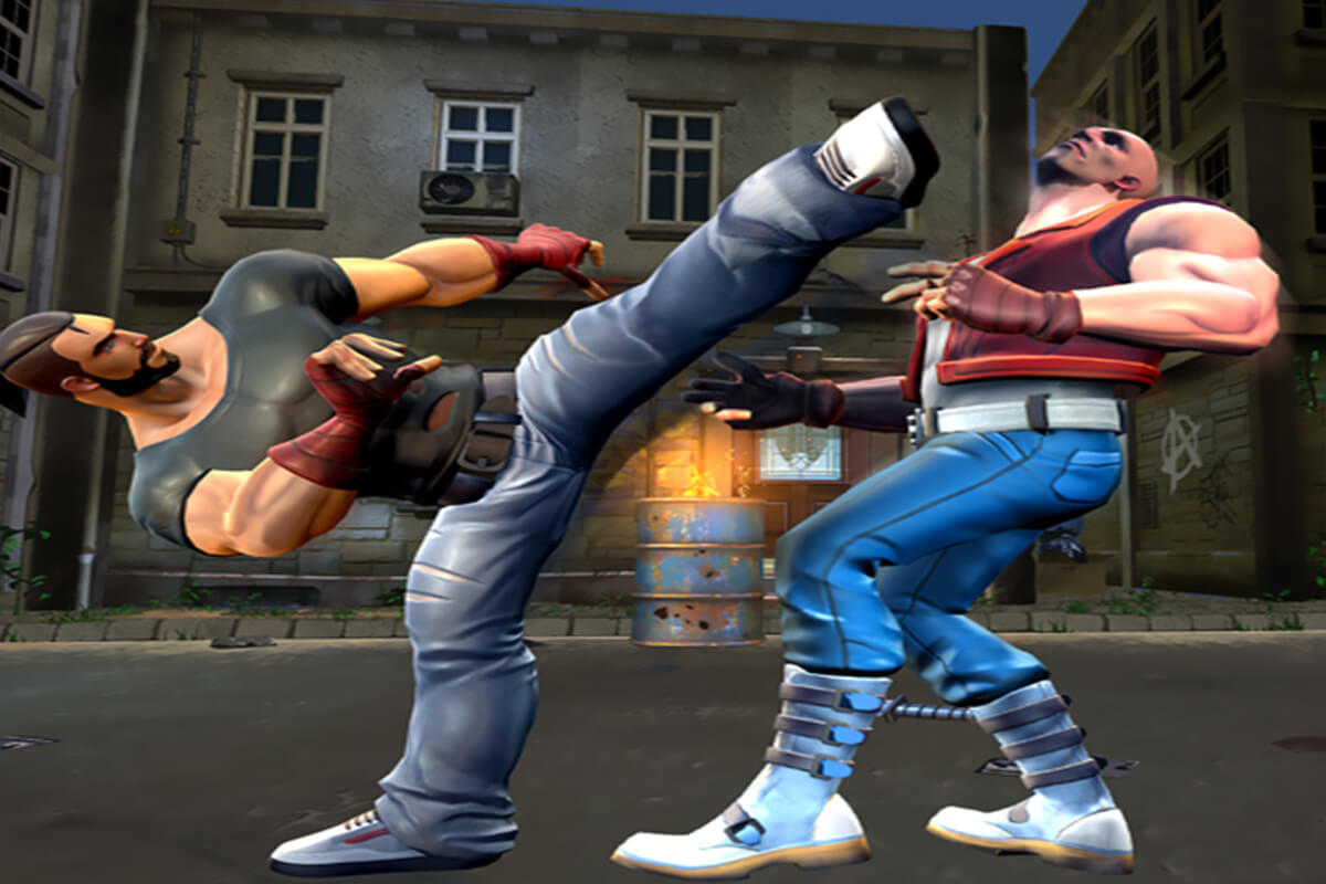 Free Street Fighting Game For Android
